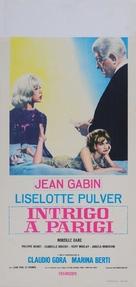 Monsieur - Italian Movie Poster (xs thumbnail)