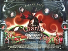 Charlie and the Chocolate Factory - British Movie Poster (xs thumbnail)