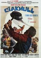 Ciakmull - L'uomo della vendetta - Italian Movie Poster (xs thumbnail)