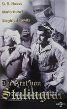 Der Arzt von Stalingrad - German VHS movie cover (xs thumbnail)