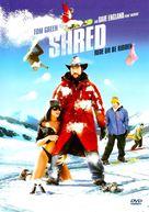 Shred - DVD cover (xs thumbnail)