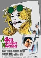 Sweet November - German Movie Poster (xs thumbnail)