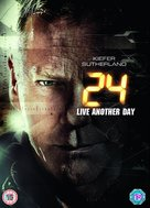 """24: Live Another Day"" - British DVD movie cover (xs thumbnail)"
