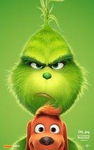 The Grinch - Australian Movie Poster (xs thumbnail)