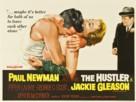 The Hustler - British Movie Poster (xs thumbnail)