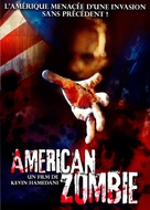 American Zombie - French Movie Cover (xs thumbnail)