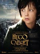 Hugo - French Movie Poster (xs thumbnail)