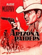Arizona Raiders - Danish Movie Poster (xs thumbnail)
