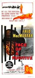Face of a Fugitive - Australian Movie Poster (xs thumbnail)