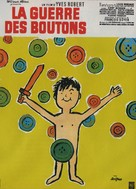 La guerre des boutons - French Movie Poster (xs thumbnail)