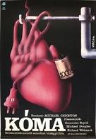 Coma - Hungarian Movie Poster (xs thumbnail)