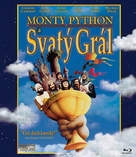 Monty Python and the Holy Grail - Czech Blu-Ray movie cover (xs thumbnail)