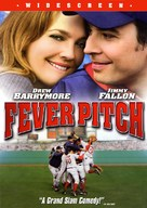 Fever Pitch - DVD cover (xs thumbnail)