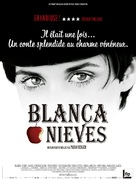 Blancanieves - French Movie Poster (xs thumbnail)
