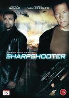 Sharpshooter - Danish DVD cover (xs thumbnail)