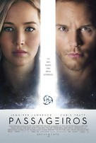 Passengers - Portuguese Movie Poster (xs thumbnail)