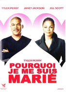 Why Did I Get Married? - French DVD cover (xs thumbnail)