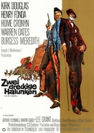 There Was a Crooked Man... - German Movie Poster (xs thumbnail)