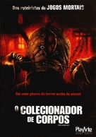 The Collector - Brazilian Movie Cover (xs thumbnail)