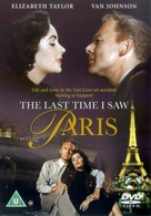 The Last Time I Saw Paris - British DVD cover (xs thumbnail)