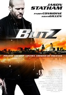 Blitz - Spanish Movie Poster (xs thumbnail)