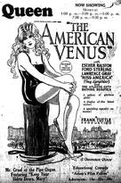 The American Venus - poster (xs thumbnail)
