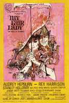 My Fair Lady - Spanish Movie Poster (xs thumbnail)