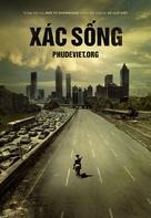 """The Walking Dead"" - Vietnamese Movie Poster (xs thumbnail)"