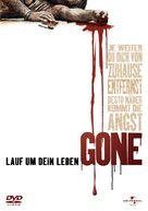 Gone - German DVD movie cover (xs thumbnail)