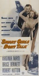 Smart Girls Don't Talk - Movie Poster (xs thumbnail)