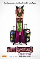 Hotel Transylvania 3: Summer Vacation - Australian Movie Poster (xs thumbnail)