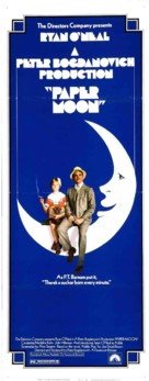 Paper Moon - Theatrical movie poster (xs thumbnail)