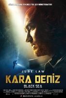 Black Sea - Turkish Movie Poster (xs thumbnail)