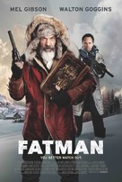 Fatman - British Movie Poster (xs thumbnail)