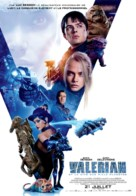 Valerian and the City of a Thousand Planets - Canadian Movie Poster (xs thumbnail)