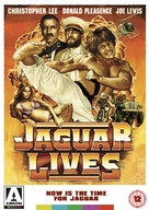 Jaguar Lives! - British DVD cover (xs thumbnail)