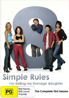"""8 Simple Rules... for Dating My Teenage Daughter"" - Australian DVD movie cover (xs thumbnail)"