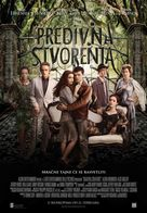 Beautiful Creatures - Serbian Movie Poster (xs thumbnail)