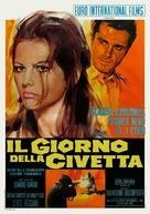 Il giorno della civetta - Italian Movie Poster (xs thumbnail)