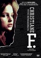 Christiane F. - Finnish Movie Cover (xs thumbnail)