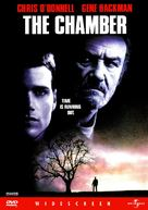The Chamber - DVD cover (xs thumbnail)