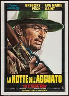 The Stalking Moon - Italian Movie Poster (xs thumbnail)