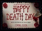 Happy Death Day - Movie Poster (xs thumbnail)