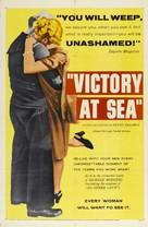"""""""Victory at Sea"""" - Movie Poster (xs thumbnail)"""