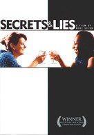 Secrets & Lies - DVD cover (xs thumbnail)