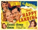 Happy Landing - Movie Poster (xs thumbnail)