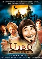 Hui Buh - Das Schlossgespenst - Italian poster (xs thumbnail)