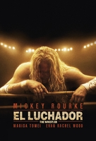 The Wrestler - Argentinian Movie Cover (xs thumbnail)