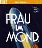 Frau im Mond - British Blu-Ray movie cover (xs thumbnail)