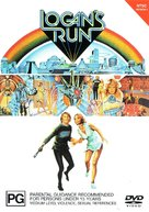 Logan's Run - Australian DVD movie cover (xs thumbnail)